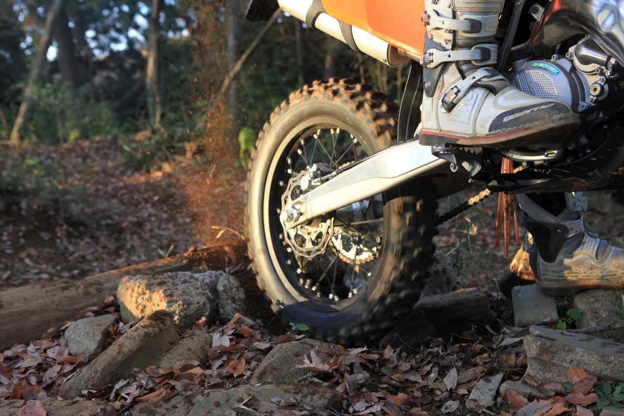画像: ハンドリングをスポイルしない 全方位的な高性能
