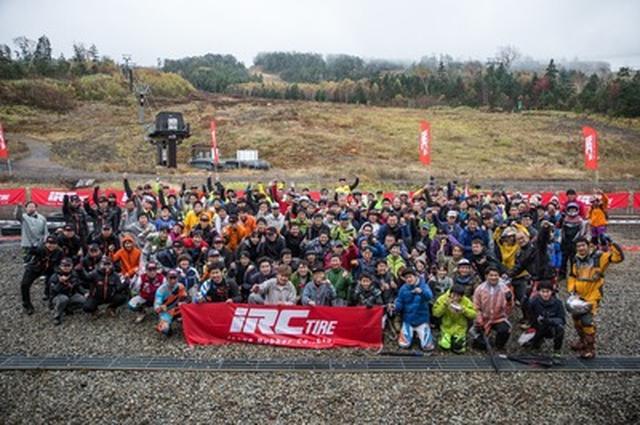 画像: レースレポート: IRC TIRE モーターサイクルタイヤサイト NEWS & TOPICS