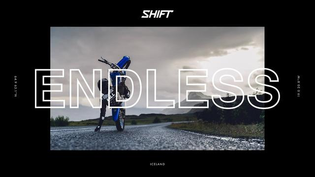 画像: SHIFT MX | ENDLESS | ICELAND WITH JIMMY HILL www.youtube.com