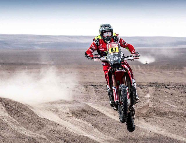 画像: <Dakar Rally 2019> Daily Report⑤ ステージ3 ヤマハ勢が健闘、前日とトップ5ががらりと変わる展開に! - webオートバイ