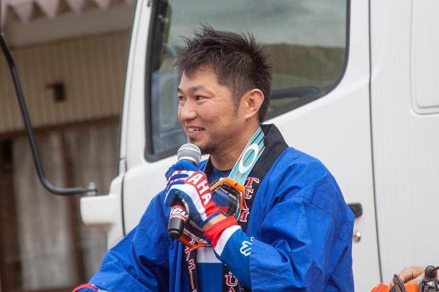 画像: JNCC2018FUN-A年間ランキング1位の湯浅将司