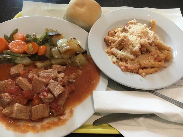 画像2: 生活費は、日本とかわらないくらい。イタリア飯はおいしい!