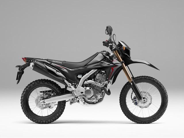 画像: Honda CRF250L(ブラック)