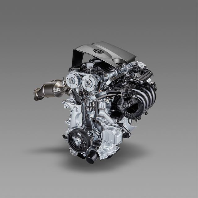 画像: TNGAに沿った自動車作り、予想されるエンジンはコレ