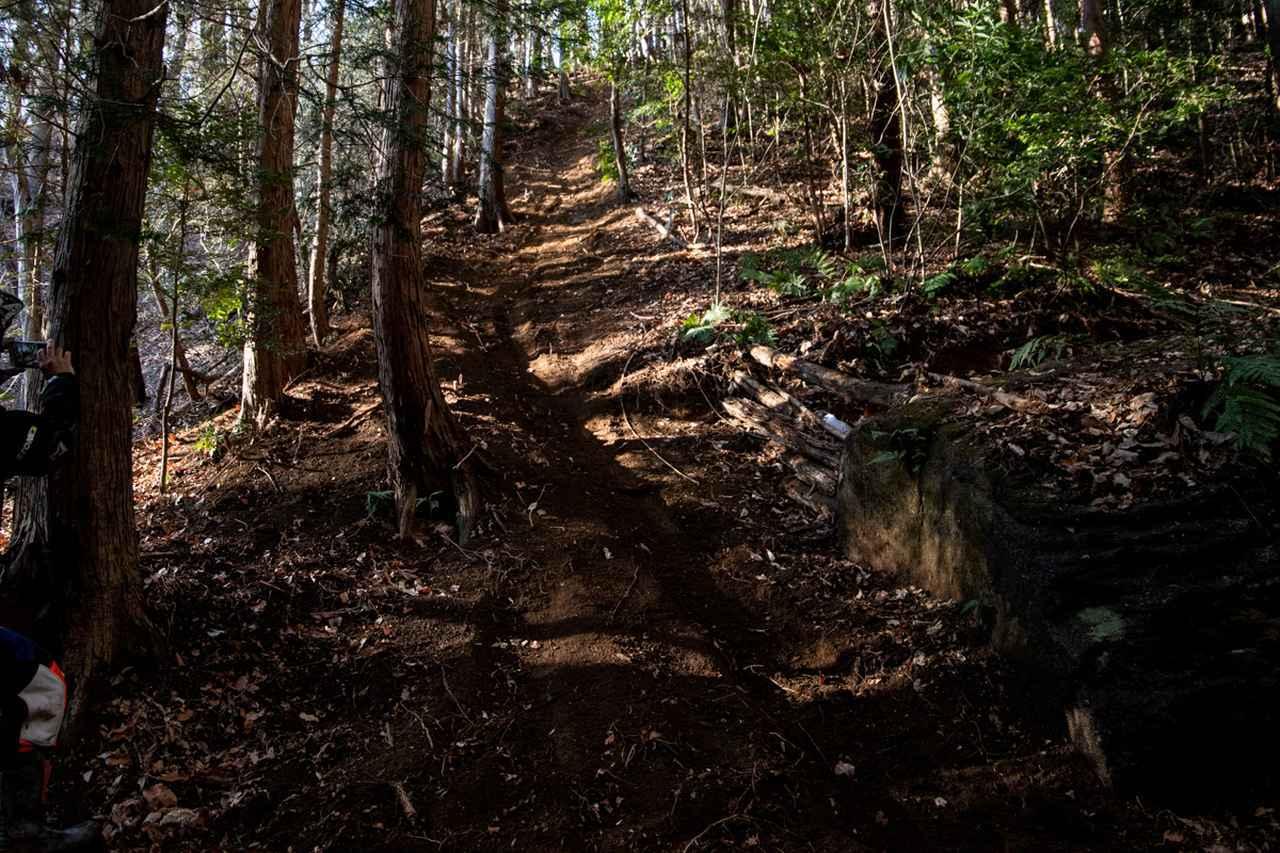 画像1: 勢いだけで登らず、トラクションを感じる練習法が大切