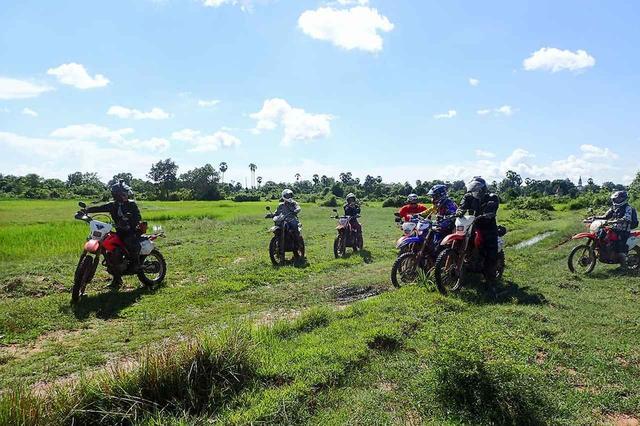 画像1: カンボジアの大自然とアンコールワットで旅行感たっぷり