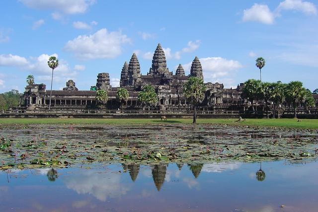 画像3: カンボジアの大自然とアンコールワットで旅行感たっぷり