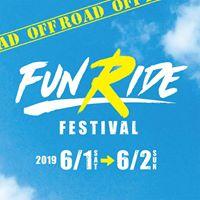 画像: Fun Ride Festival 2019