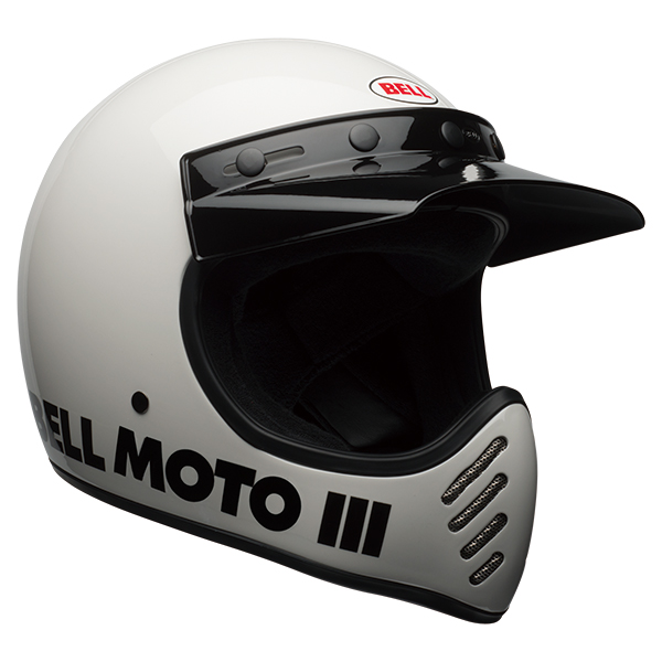 画像5: めっちゃシャレオツ。伝説のヘルメットMOTO-3が、新品で手に入り、公道で使える