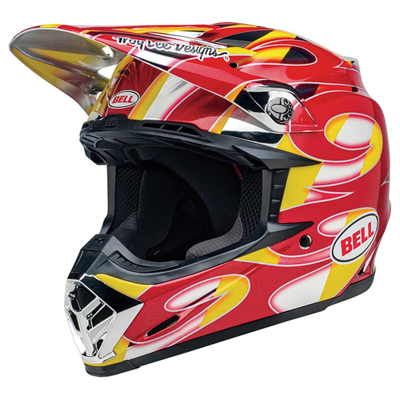 画像: BELL MOTO-9 FLEX ヘルメット ファストハウスWRWF