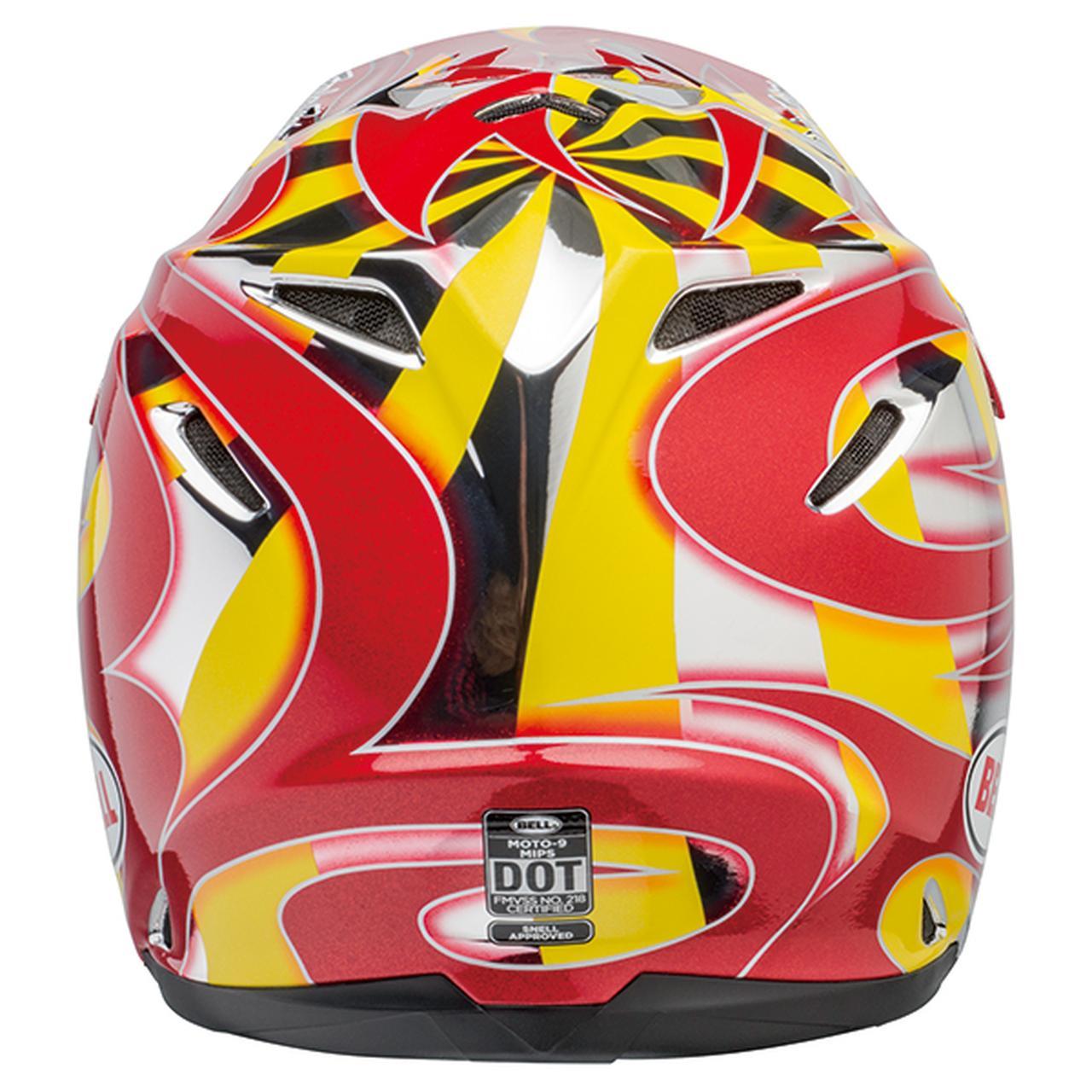 """Images : 7番目の画像 - 「BELLヘルメットが日本上陸、本場アメリカの「ホンモノ」なら最新鋭""""MOTO-9""""シリーズ」のアルバム - Off1.jp(オフワン・ドット・ジェイピー)"""