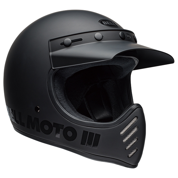 画像4: めっちゃシャレオツ。伝説のヘルメットMOTO-3が、新品で手に入り、公道で使える