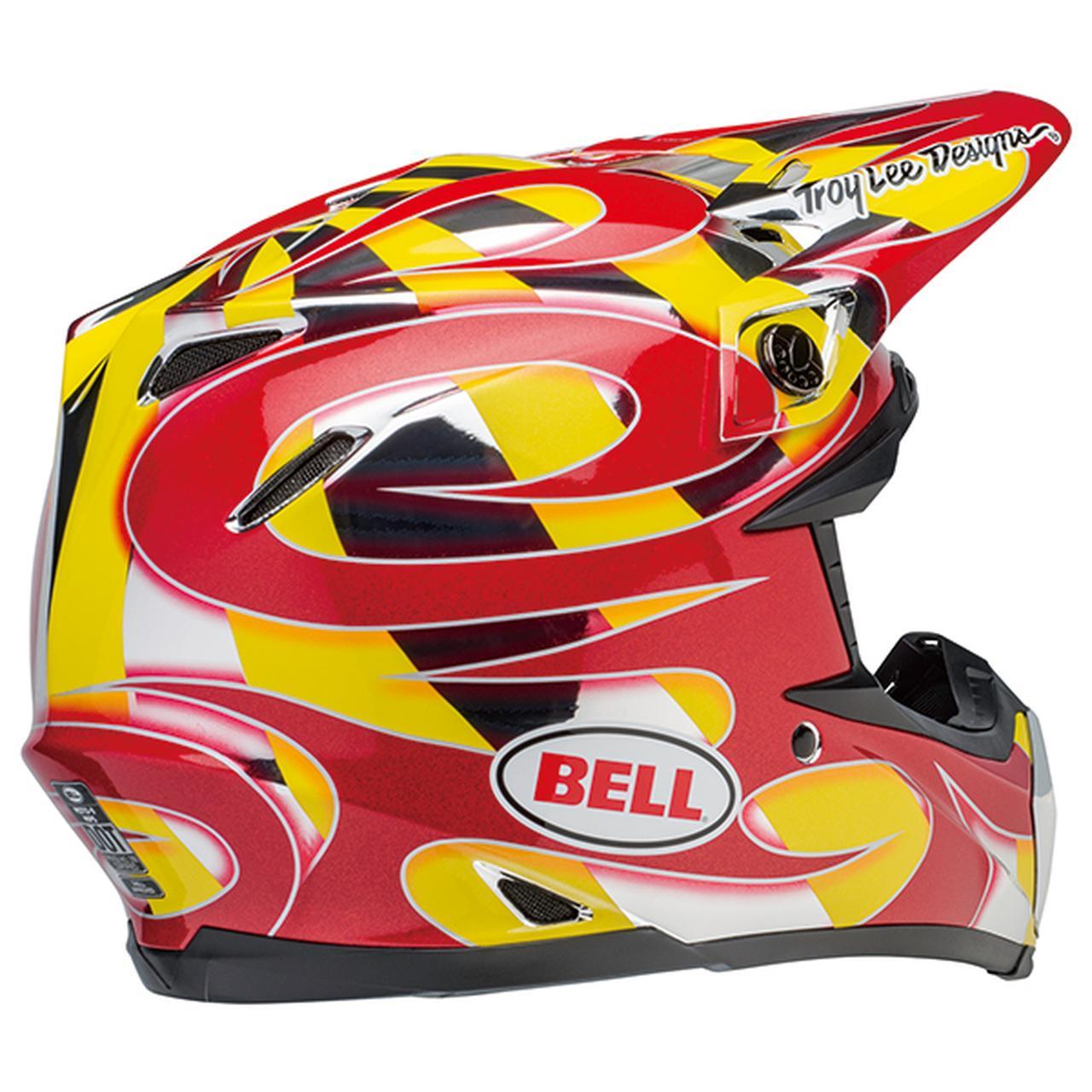 """Images : 5番目の画像 - 「BELLヘルメットが日本上陸、本場アメリカの「ホンモノ」なら最新鋭""""MOTO-9""""シリーズ」のアルバム - webオートバイ"""