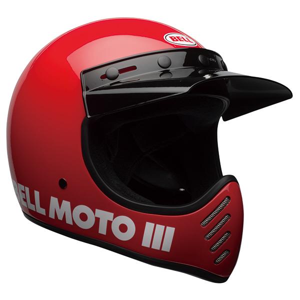 画像1: めっちゃシャレオツ。伝説のヘルメットMOTO-3が、新品で手に入り、公道で使える