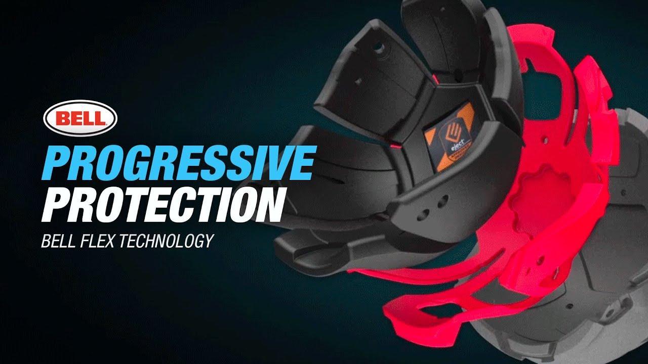 画像: Progressive Protection - Bell Flex Technology youtu.be