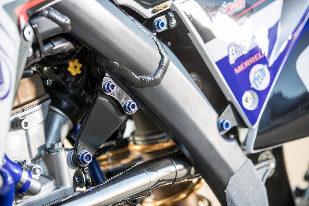 Images : 5番目の画像 - GOSHI Racing Details - Off1.jp(オフワン・ドット・ジェイピー)