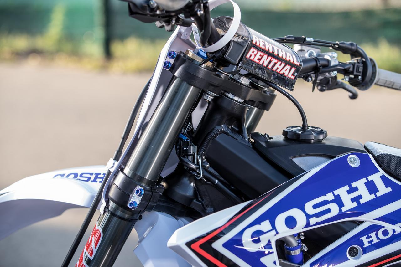 Images : 8番目の画像 - GOSHI Racing Details - webオートバイ