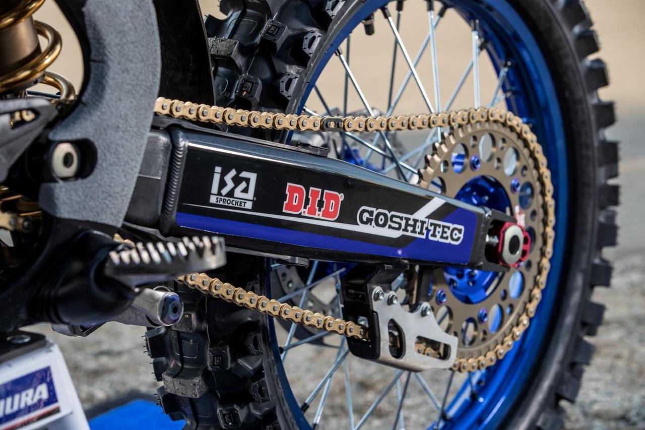 Images : 7番目の画像 - GOSHI Racing Details - webオートバイ