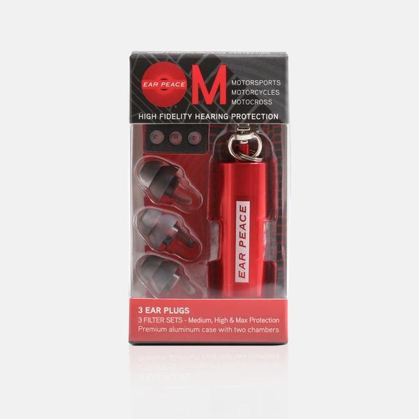 画像: EARPEACE M (モータースポーツ用耳栓)- MOTORSPORT EAR PLUGS