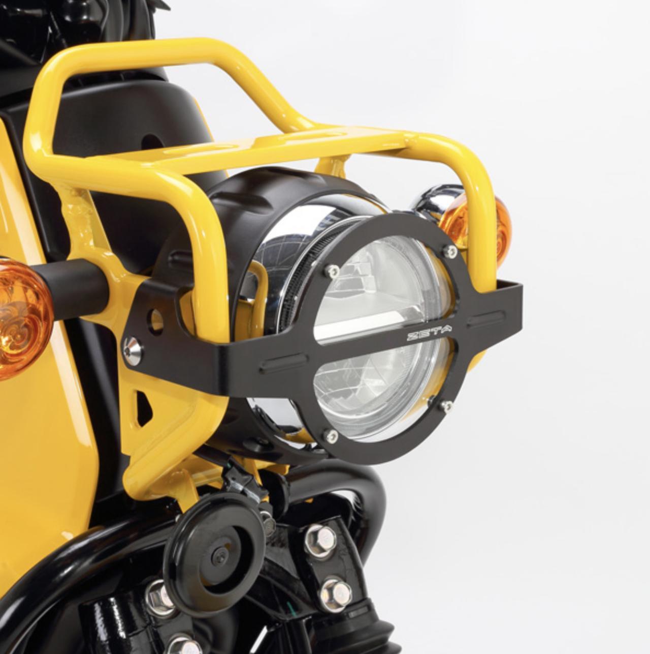 画像2: ヘッドライトの破損を未然に防ぐ安心プロテクター