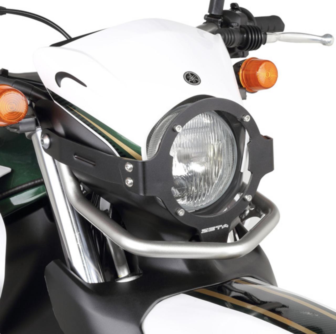 画像1: ヘッドライトの破損を未然に防ぐ安心プロテクター