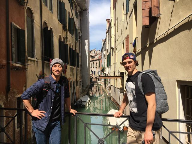 画像1: 久々の休みはヴェネチアで