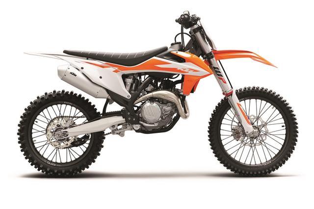 画像1: 2020年モデル一番乗り、KTMが熟成のSXシリーズを発表