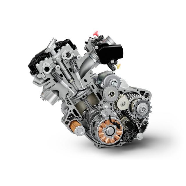 画像2: 2020年モデル一番乗り、KTMが熟成のSXシリーズを発表