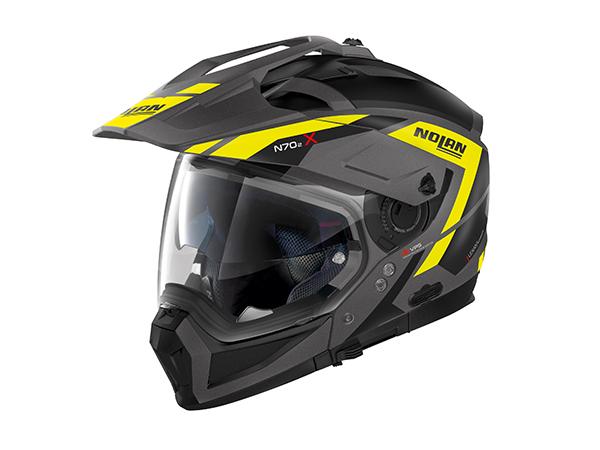 Images : 1番目の画像 - 「アゴが外れる、変形オフロードヘルメット」のアルバム - webオートバイ