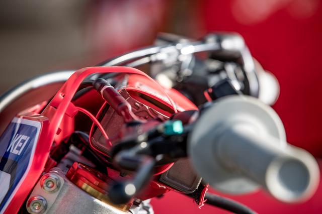 画像6: #400 山本鯨 Honda CRF450RW