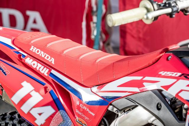 画像8: #114 成田亮 Honda CRF450RW