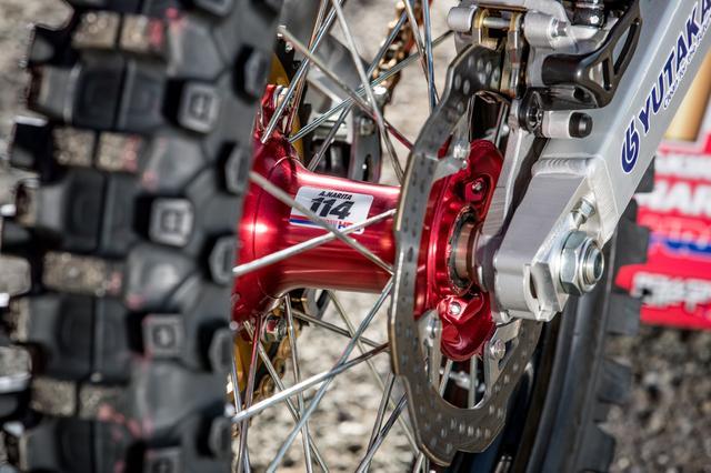 画像14: #114 成田亮 Honda CRF450RW