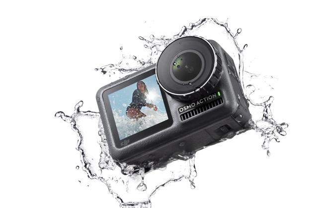 画像2: GoProと、ガチで勝負なDJIヘルカメが登場