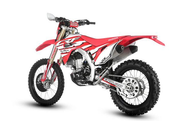 画像: Red Moto CRF450RX
