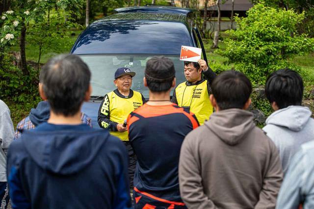 画像3: エリア戦を支える手練れのスタッフ達