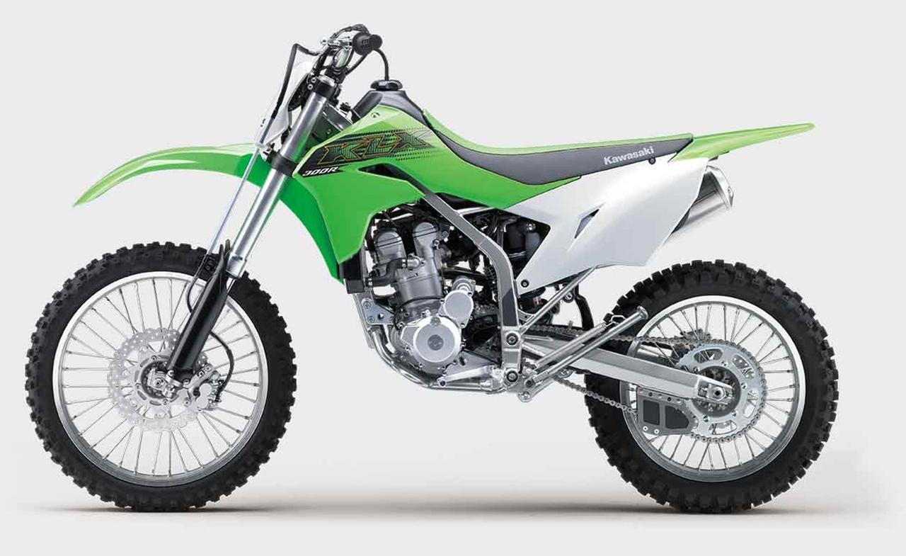 画像: 2020年モデルとして発売したKLX300Rとは何か