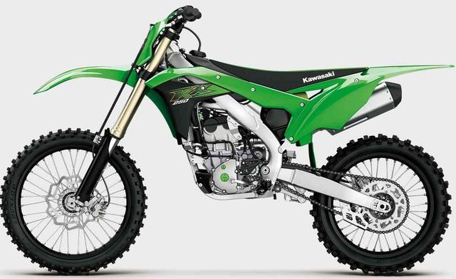 画像: KX250新型2020モデルは、まるで違うエンジンに…超高圧縮14.4:1
