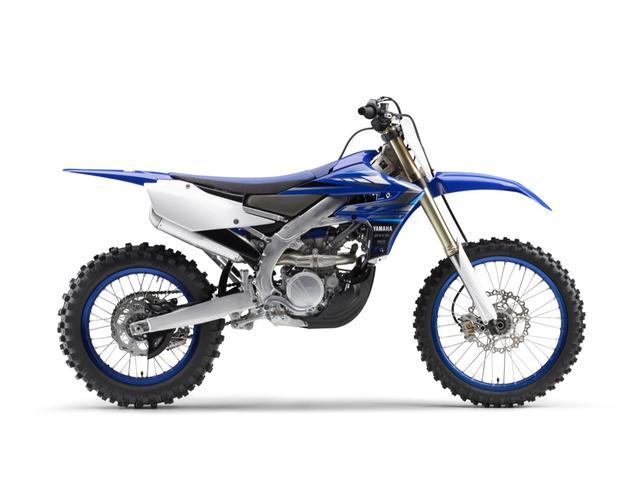 画像: YZ250FX新型、税込み¥918,000で国内販売開始