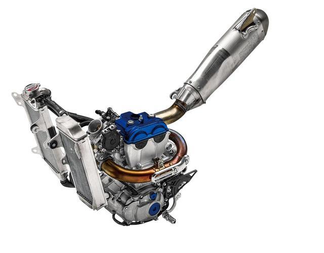 画像2: エンデューロモデルはYZ250FXがフルモデルチェンジ