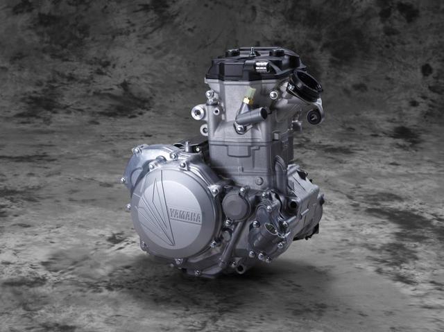 画像: 2018モデルでリリースされた、第2世代のエンジン
