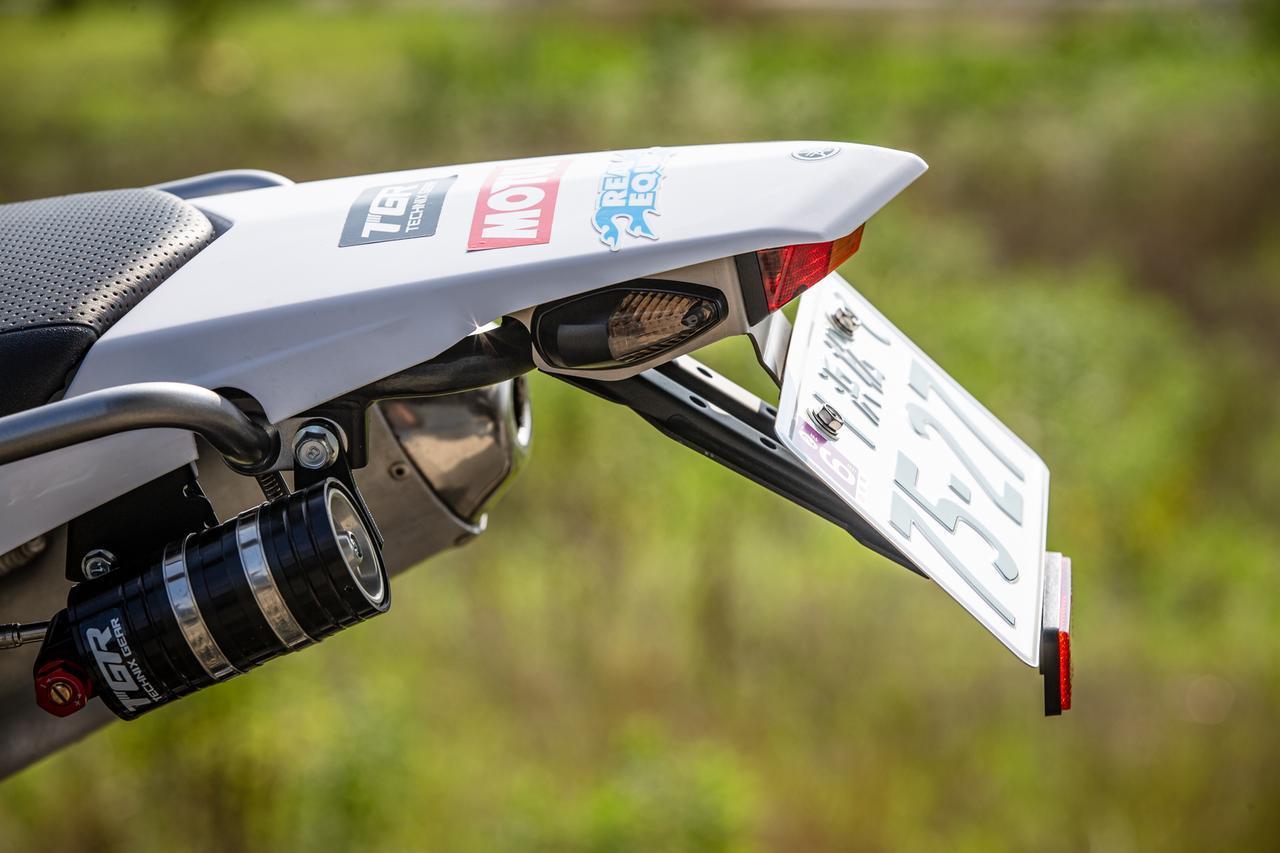 画像1: レースで培ってきたノウハウは、フェンダーレスキットにまで及ぶ