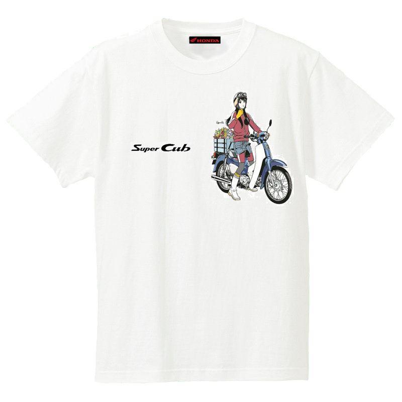 画像3: Honda CROSSCUB Tシャツ