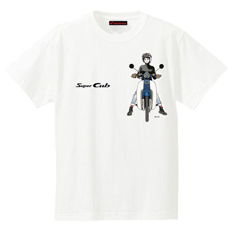 画像1: Honda CROSSCUB Tシャツ