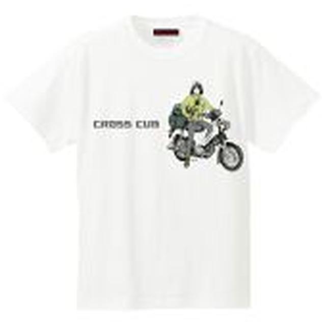 画像: CROSSCUB イラストTシャツ