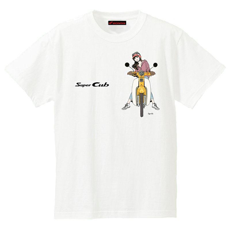 画像2: Honda CROSSCUB Tシャツ