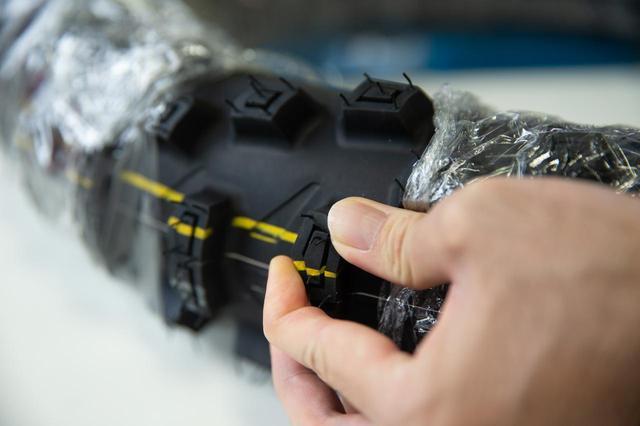 画像4: 欧州マーケットの要請によって、ブリヂストンはFIMタイヤを再開発