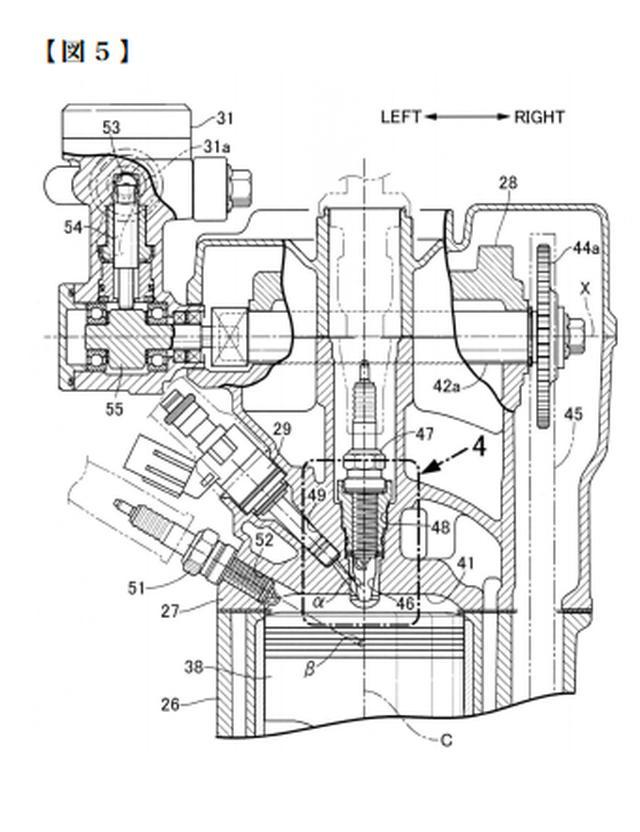 画像2: CRF250Lに異変、デュアルプラグ&直噴エンジンの可能性も