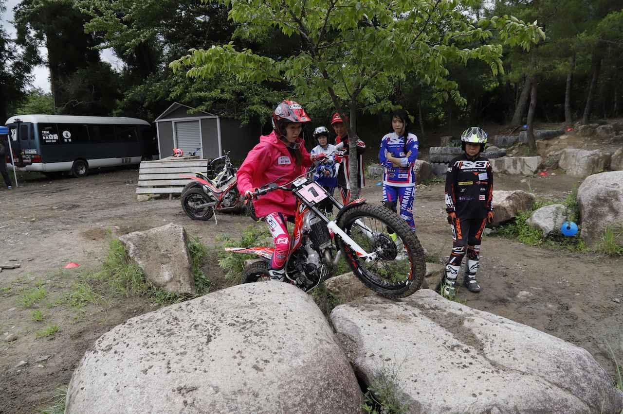 画像2: 初めてでも安心、チャンピオン西村亜弥による女性対象のトライアルレッスン