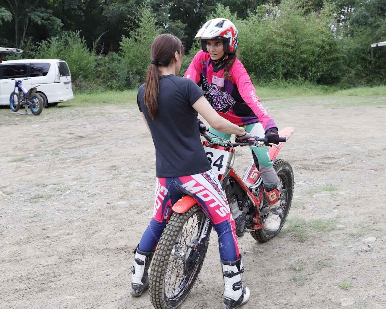 画像6: 初めてでも安心、チャンピオン西村亜弥による女性対象のトライアルレッスン