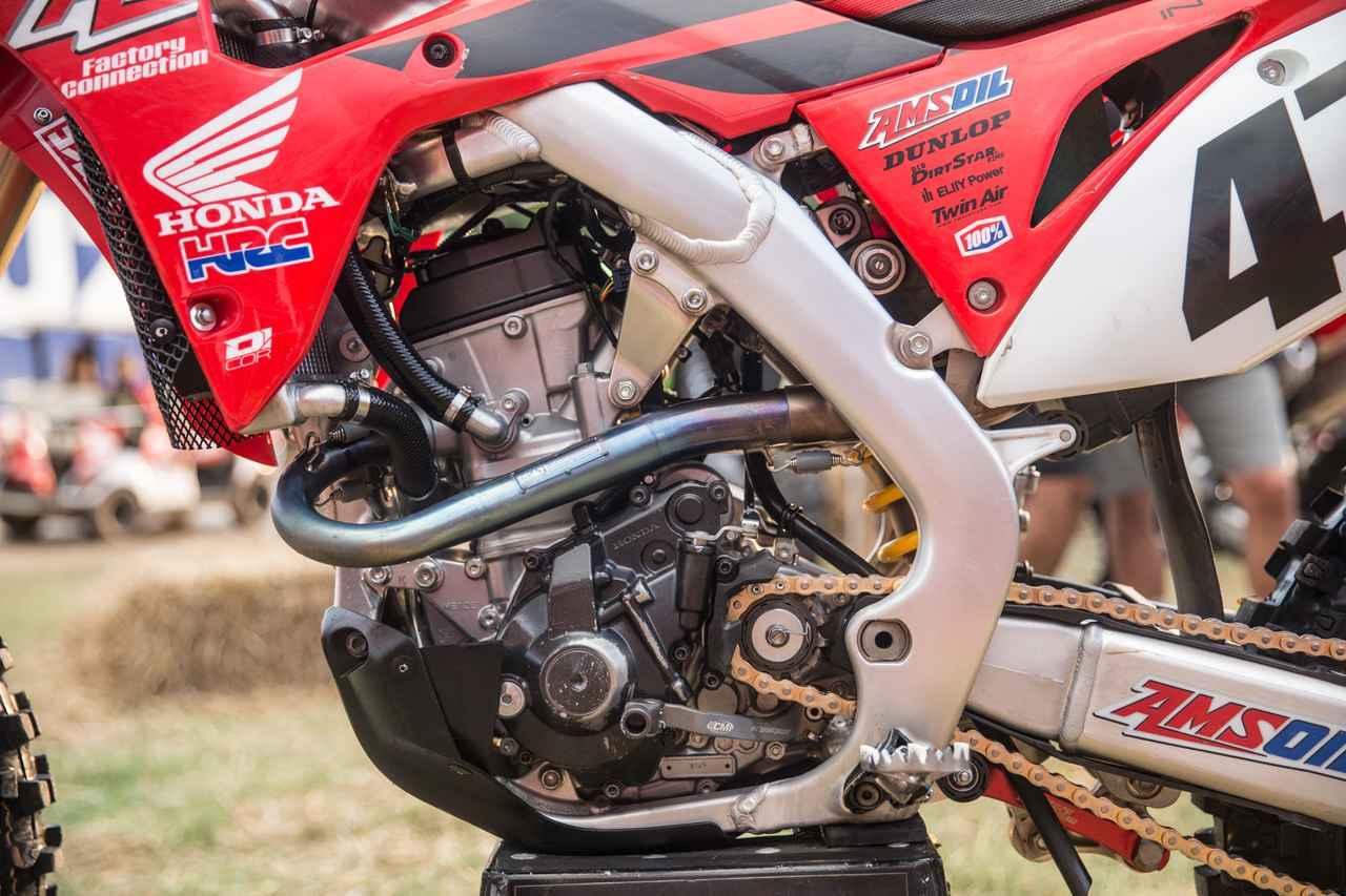 画像1: Honda CRF250R #47 JO SHIMODA